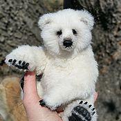 """Куклы и игрушки ручной работы. Ярмарка Мастеров - ручная работа Медведь """"Аркти"""". Handmade."""