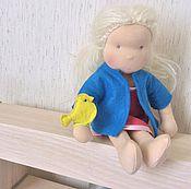 Куклы и игрушки ручной работы. Ярмарка Мастеров - ручная работа Кукла для Сони. Handmade.