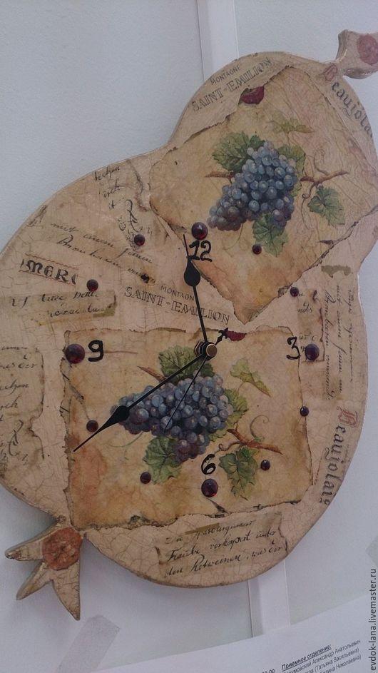 Часы для дома ручной работы. Ярмарка Мастеров - ручная работа. Купить Часы настенные