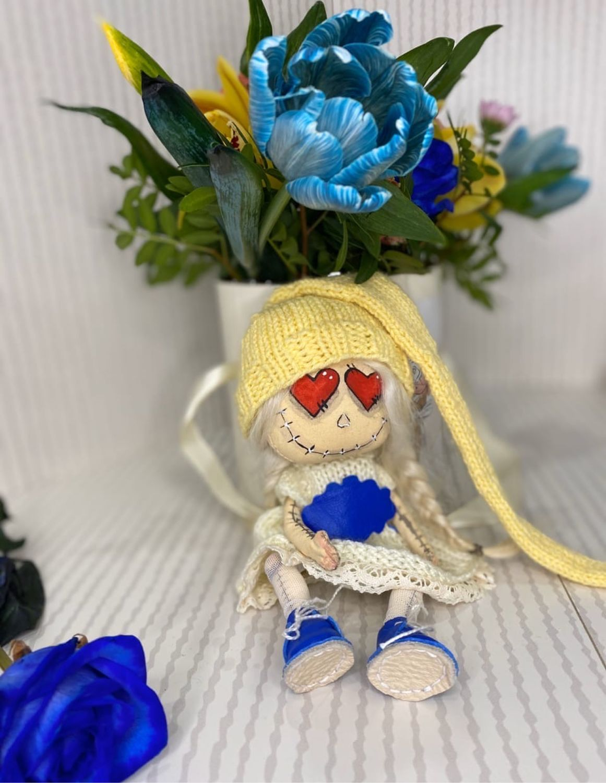 Кукла, Мини фигурки и статуэтки, Санкт-Петербург,  Фото №1
