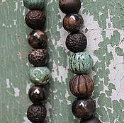 Украшения handmade. Livemaster - original item The ceramic beads