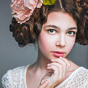 Дизайн и реклама ручной работы. Ярмарка Мастеров - ручная работа Портретная фотосессия с аксессуарами. Handmade.