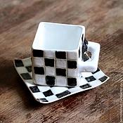 Посуда ручной работы. Ярмарка Мастеров - ручная работа Малкольм. Handmade.