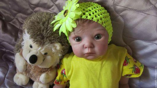 Куклы-младенцы и reborn ручной работы. Ярмарка Мастеров - ручная работа. Купить Кукла реборн Лола или Ваня. Handmade.