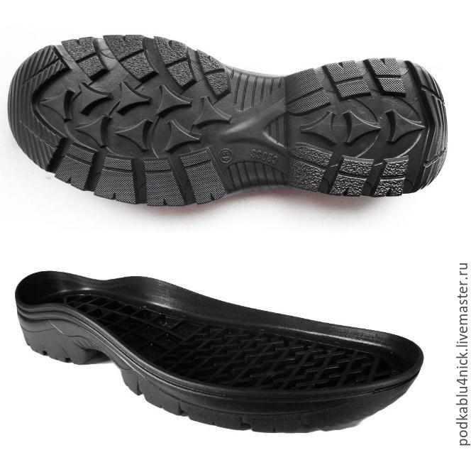 Подошва для обуви CROSS, Материалы для валяния, Липецк,  Фото №1