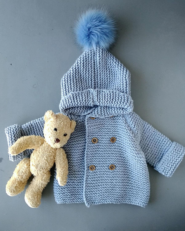 Вязаный кардиган, Одежда для мальчиков, Архангельск, Фото №1