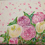 Картины и панно handmade. Livemaster - original item painting for the soul.. Handmade.