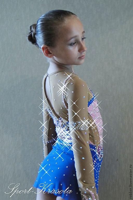 Купальник для художественной гимнастики своими руками видео фото 55