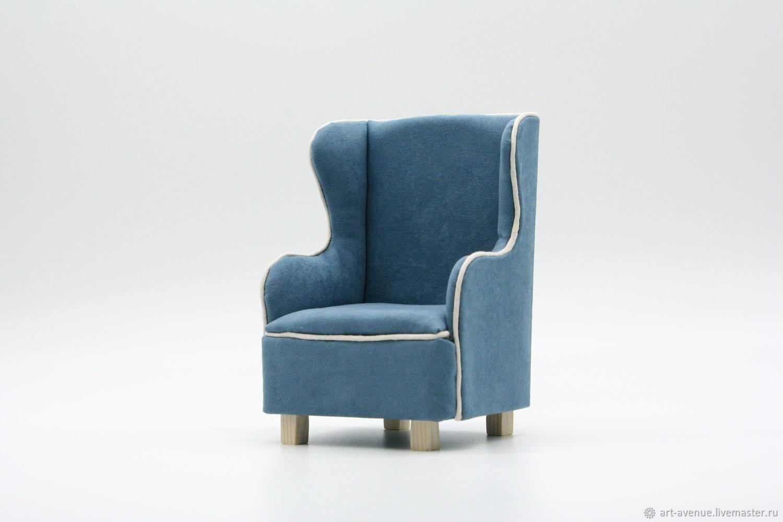 Кресло, Мебель для кукол, Новороссийск,  Фото №1