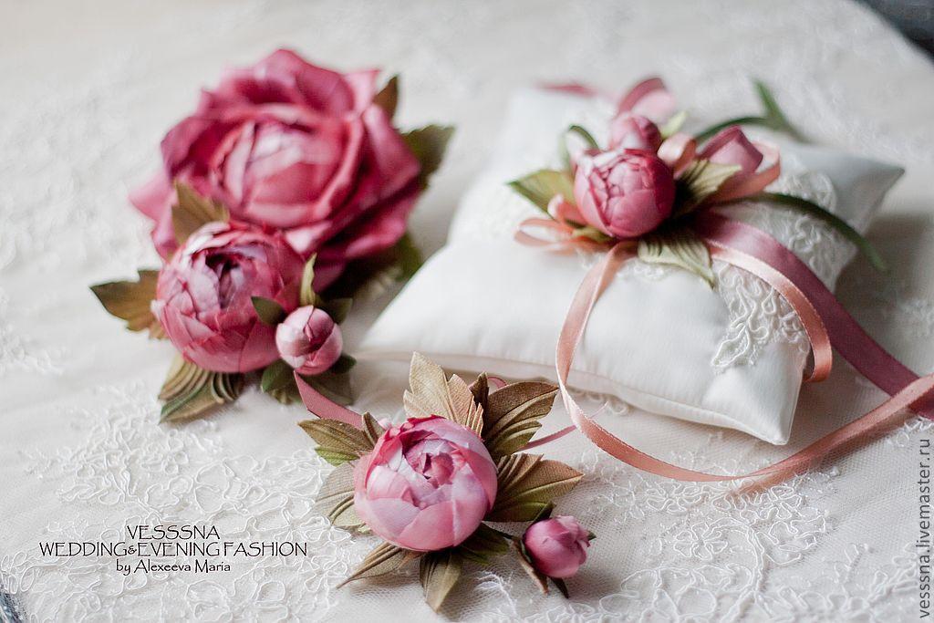 Шёлковые цветы
