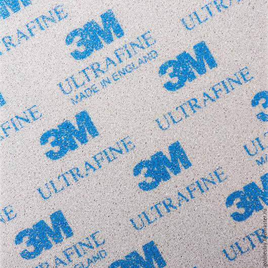 Для украшений ручной работы. Ярмарка Мастеров - ручная работа. Купить 3M Softback Ultrafine (Р600-800, абразивная губка). Handmade.