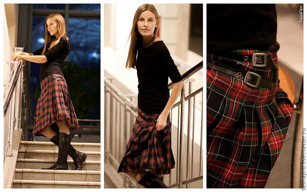 Шотландка в нижнем белье фото 29 фотография