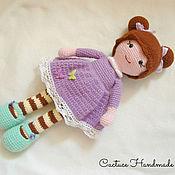 Куклы и игрушки handmade. Livemaster - original item Large play doll Irina. Handmade.