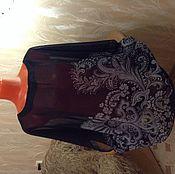 Одежда ручной работы. Ярмарка Мастеров - ручная работа Платье из шифона.. Handmade.