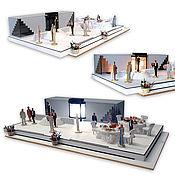 Для дома и интерьера ручной работы. Ярмарка Мастеров - ручная работа Лампа-миниатюра.. Handmade.