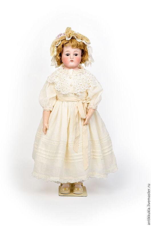 Винтажные куклы и игрушки. Ярмарка Мастеров - ручная работа. Купить Характерная девочка Inge  от Wagner & Zetzsche.. Handmade. Комбинированный