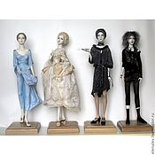 Куклы и игрушки ручной работы. Ярмарка Мастеров - ручная работа Рассвет  Авторская коллекционная кукла. Handmade.