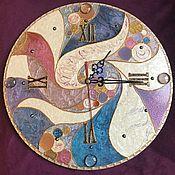 Часы ручной работы. Ярмарка Мастеров - ручная работа Часы ручной работы. Handmade.