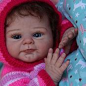 Куклы и игрушки ручной работы. Ярмарка Мастеров - ручная работа Кукла реборн Ванда. Handmade.