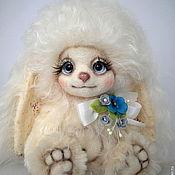 Куклы и игрушки ручной работы. Ярмарка Мастеров - ручная работа зайка Anita. Handmade.