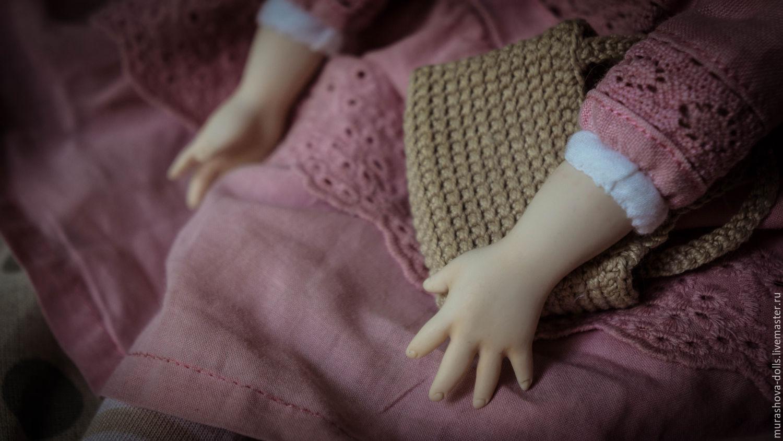 Ноги для шарнирной куклы