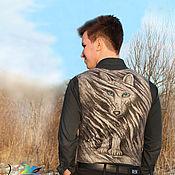 Одежда handmade. Livemaster - original item The author`s men`s vest