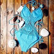 Одежда ручной работы. Ярмарка Мастеров - ручная работа Купальник Cosmo. Handmade.