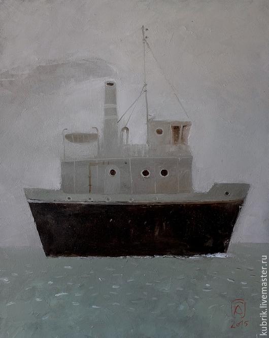 Образ корабля связан с символикой поиска, странствия, стремящегося преодолеть собственные границы, выйти за рамки земного, обыденного.