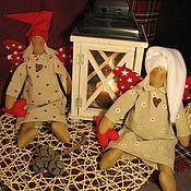 Куклы и игрушки ручной работы. Ярмарка Мастеров - ручная работа Ангелы Сны под Рождество. Handmade.