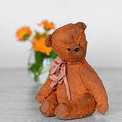 Куклы и игрушки ручной работы. Ярмарка Мастеров - ручная работа Мишка Тедди Раян 20 см.. Handmade.