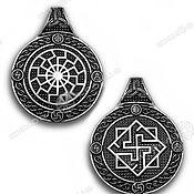 Фен-шуй и эзотерика handmade. Livemaster - original item Talisman Valkyrie-Black Sun. Handmade.