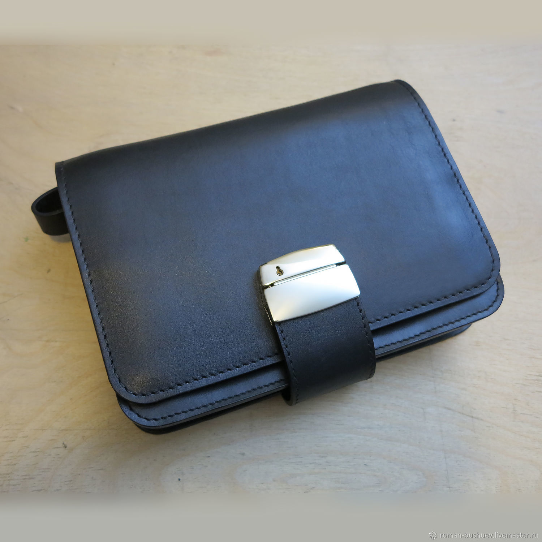 Men's large clutch bag (Wristlet Bag), Clutches, Lyubertsy,  Фото №1