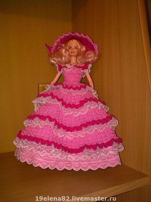 Одежда для кукол ручной работы. Ярмарка Мастеров - ручная работа. Купить Наряд для куклы Барби. Handmade. Одежда для кукол