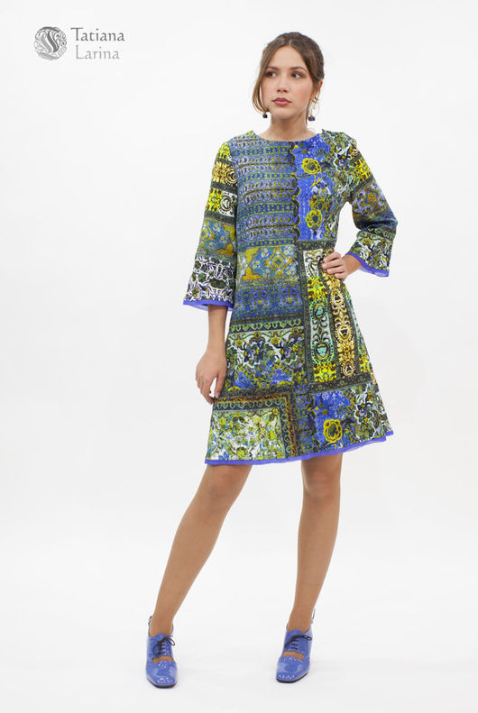 Подарите себе это нарядное платье, а окружающим - возможность любоваться Вами в этом образе.