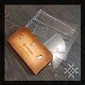 Инструменты ручной работы. Ярмарка Мастеров - ручная работа Набор шаблонов для клатча на замке. Handmade.