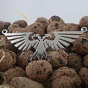 Pendants handmade. Livemaster - original item Aquila, Imperial eagle (Warhammer 40k). Handmade.