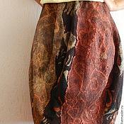 """Одежда ручной работы. Ярмарка Мастеров - ручная работа Юбка Войлок """" Колокольчик"""". Handmade."""