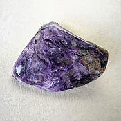 Материалы для творчества handmade. Livemaster - original item A sample of charoite. Handmade.