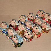 Куклы и игрушки ручной работы. Ярмарка Мастеров - ручная работа Хозяюшка- благополучница. Handmade.