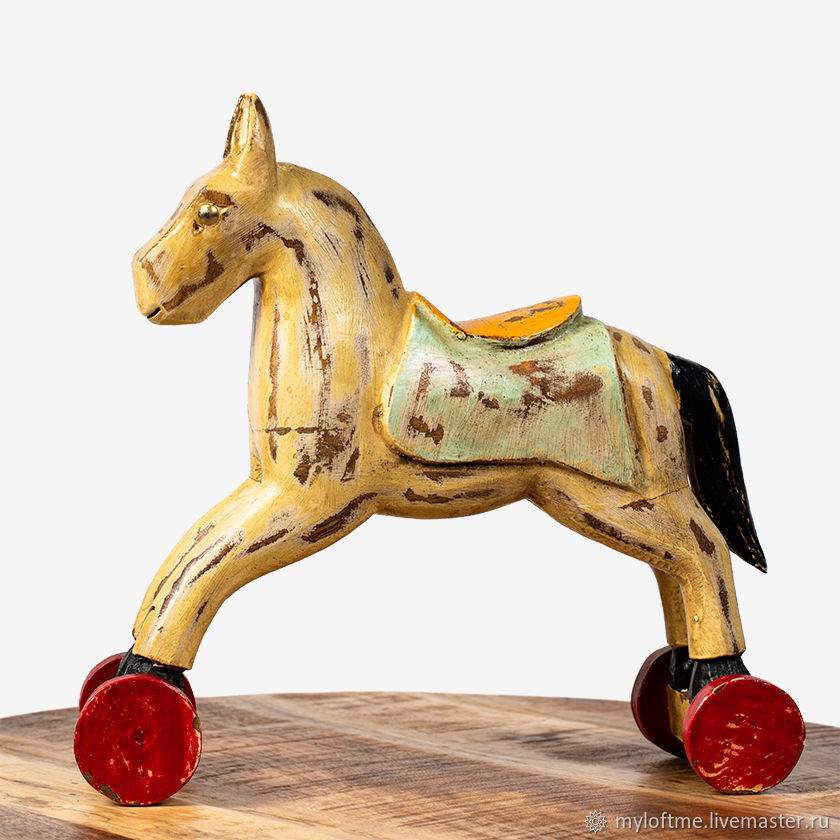 Statuette of a horse 'CITROVITA', Figurines, Rostov-on-Don,  Фото №1