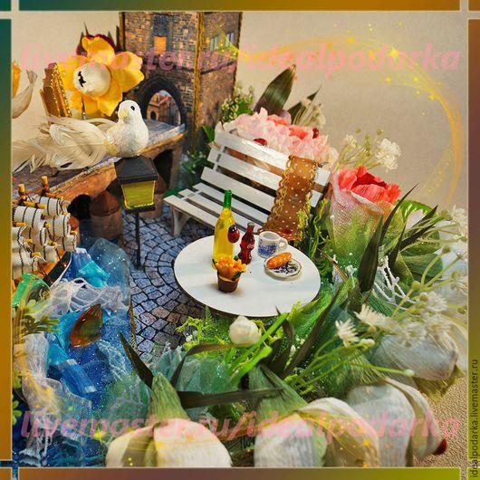 """Подарки для влюбленных ручной работы. Ярмарка Мастеров - ручная работа. Купить Удивительно красивый романтический подарок """"Весна в Праге"""". Handmade."""