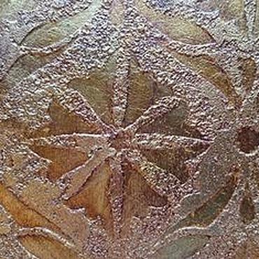 Diseño y publicidad manualidades. Livemaster - hecho a mano Valor de la factura de yeso con el efecto de la piedra y el ornamento, decoración de la pintura de l. Handmade.