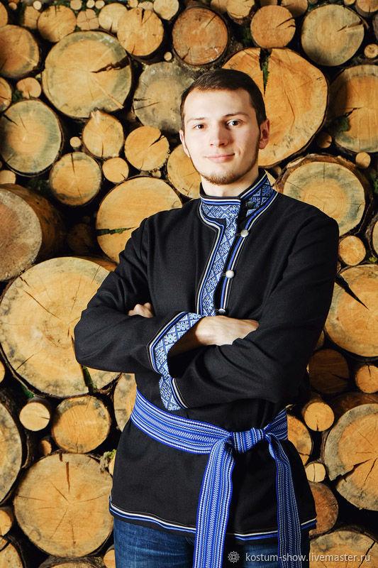 Косоворотка арт. 1223, Народные рубахи, Москва,  Фото №1