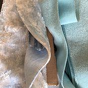 Винтаж ручной работы. Ярмарка Мастеров - ручная работа Антикварная бархатная лента на шелковой основе.Франция.. Handmade.