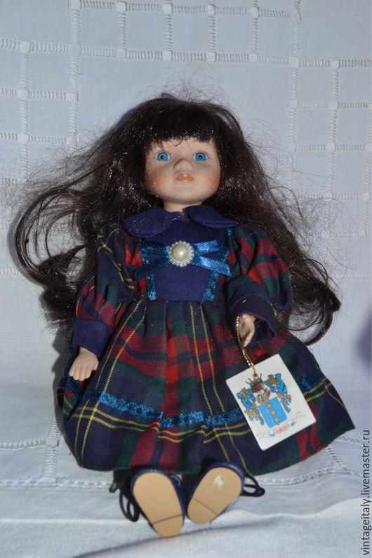 Винтажные куклы и игрушки. Ярмарка Мастеров - ручная работа. Купить Кукла  фарфоровая. Винтаж.. Handmade. Бежевый, кукла в подарок