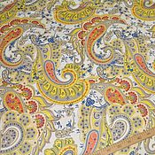 """Ткани ручной работы. Ярмарка Мастеров - ручная работа Шелк """"Etro"""", Италия. Handmade."""