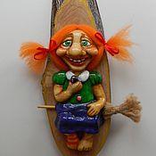 """Куклы и игрушки ручной работы. Ярмарка Мастеров - ручная работа Барельеф""""Конфетная Жрушка"""".. Handmade."""