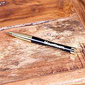 Канцелярские товары ручной работы. Ярмарка Мастеров - ручная работа Именная шариковая ручка Parker с гравировкой. Handmade.