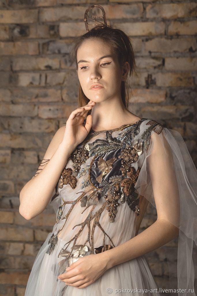 """Вечернее платье """"Птица"""", Платья, Симферополь,  Фото №1"""