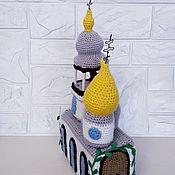 Сувениры и подарки handmade. Livemaster - original item Easter Souvenirs: Church